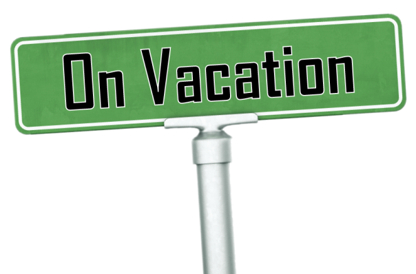 HonorVacationSign